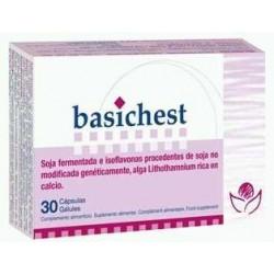 BASICHEST ISOFLAVONAS + CALCIO 30 CAPSULAS