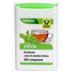 Stevia en pastillas