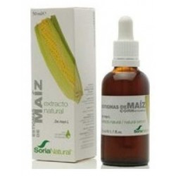 ESTIGMAS DE MAIZ EXTRACTO 50ML SORIA NATURAL