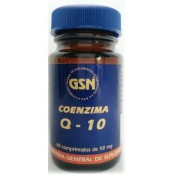 COENZIMA Q10 50mg 60 COMP. GSN
