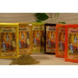 Tintes Henna colores radhe shyam Polvo 100gr comprar precio oferta
