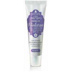 Crema despigmentante de violetas antimanchas Natysal comprar precio herbolariomalvarosa.com