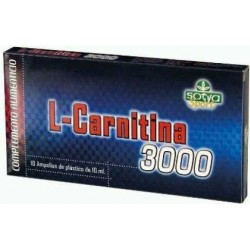 L-CARNITINA LIQUIDA 3000MG 10 STICKS SOTYA