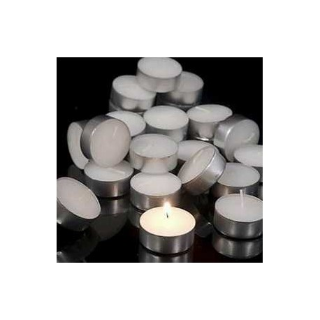 VELAS DE TE (TEA LIGHT)
