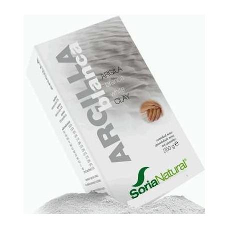 Arcilla blanca en polvo soria natural comprar precio herbolariomalvarosa.com