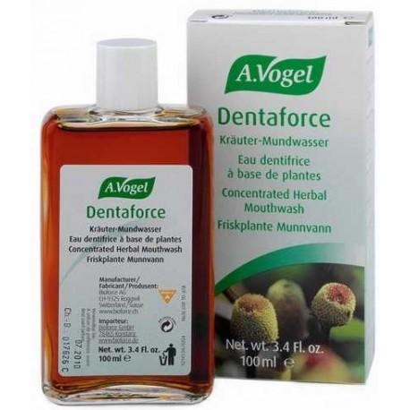 Dentaforce elixir bucal Vogel comprar precio herbolariomalvarosa.com