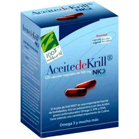 Venta de aceite de krill en mexico
