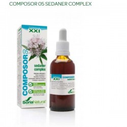 COMPOSOR 5 VALERIAN COMPLEX 50 ML SORIA NATURAL