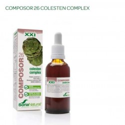 COMPOSOR 26 PHALARIS COMPLEX SORIA NATURAL 50 ML