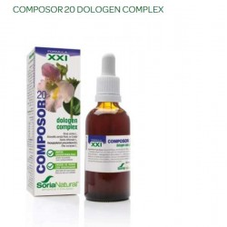 COMPOSOR 20 DOLOGEN COMPLEX SORIA NATURAL 50ML