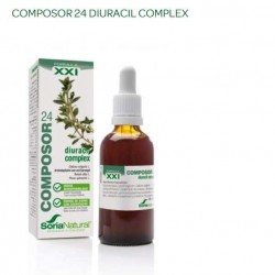 COMPOSOR 24 UVA URSI SORIA NATURAL 50 ML