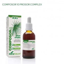 COMPOSOR 10 SABAL COMPLEX SORIA NATURAL 50 ML