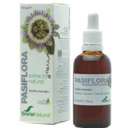 PASIFLORA EXTRACTO 50ML SORIA NATURAL