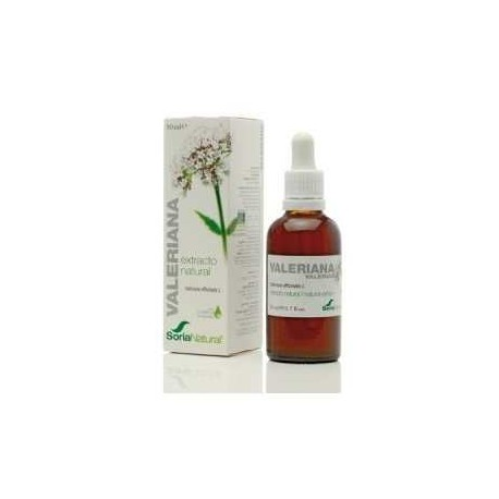 VALERIANA EXTRACTO 50ML SORIA NATURAL